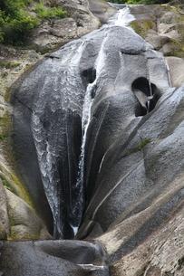 8月 桃洞滝の写真素材 [FYI04791183]