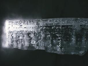 アイスバブルの写真素材 [FYI04791405]