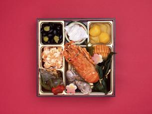おせち料理の写真素材 [FYI04791687]