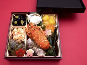 おせち料理の写真素材 [FYI04791689]