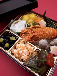 おせち料理の写真素材 [FYI04791723]