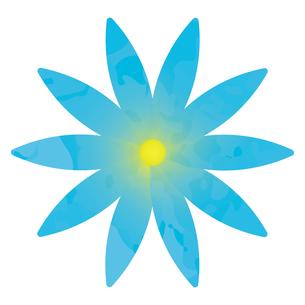 花のイラスト素材 [FYI04792212]