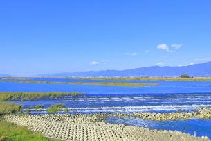吉野川第十堰の写真素材 [FYI04792551]