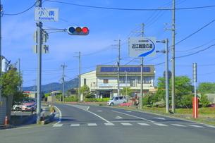 近江戦国の道の写真素材 [FYI04792584]