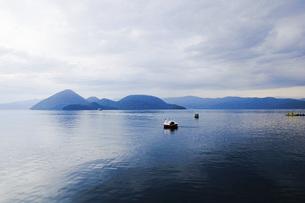洞爺湖の写真素材 [FYI04792785]