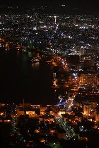 函館山の夜景の写真素材 [FYI04792869]