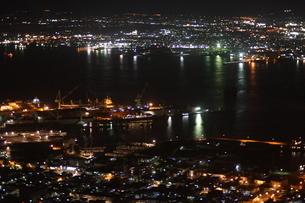 函館山の夜景の写真素材 [FYI04792870]