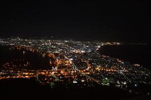 函館山の夜景の写真素材 [FYI04792876]