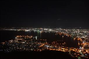 函館山の夜景の写真素材 [FYI04792878]