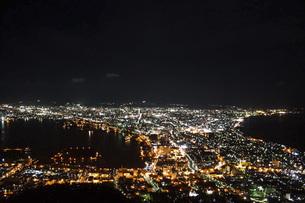 函館山の夜景の写真素材 [FYI04792883]