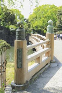 和田倉濠の和田倉橋の写真素材 [FYI04793644]