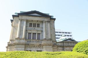 日本銀行本店の写真素材 [FYI04793658]