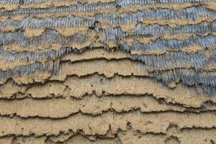 土壁の写真素材 [FYI04793770]