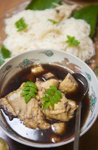鯛素麺の写真素材 [FYI04793816]