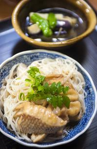鯛素麺の写真素材 [FYI04793821]