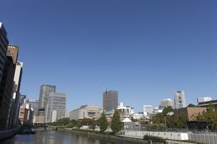 大阪の街並の写真素材 [FYI04793998]