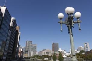 大阪の街並の写真素材 [FYI04794001]