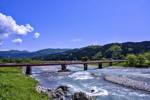 山形県庄内町 立谷沢川の写真素材 [FYI04794808]