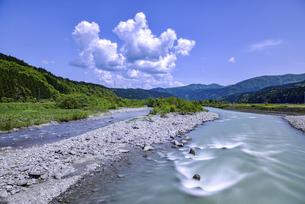 山形県庄内町 立谷沢川の写真素材 [FYI04794810]