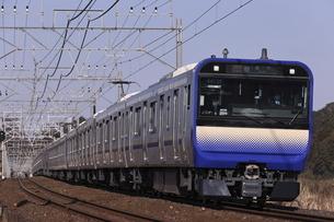総武快速線・横須賀線 E235系1000番台の写真素材 [FYI04794884]