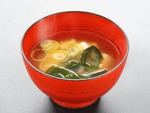 味噌汁の写真素材 [FYI04795299]