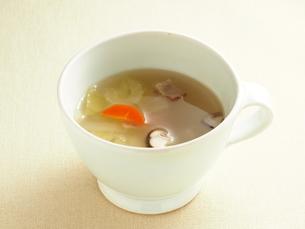 野菜スープの写真素材 [FYI04795302]