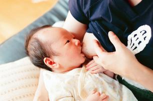 赤ちゃんの写真素材 [FYI04795359]