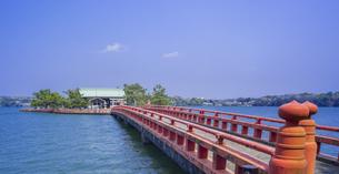 山口県 風景 常盤公園の写真素材 [FYI04795716]