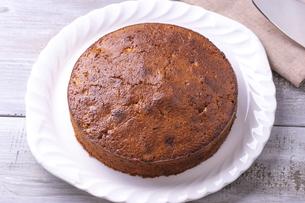 バターケーキの写真素材 [FYI04796486]