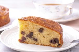 バターケーキの写真素材 [FYI04796488]