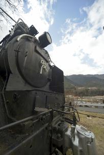 蒸気機関車の写真素材 [FYI04797321]
