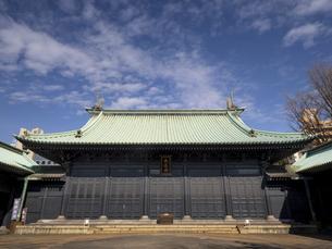 湯島聖堂 東京都の写真素材 [FYI04798675]
