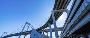 東京都 レインボーブリッジの写真素材 [FYI04798916]