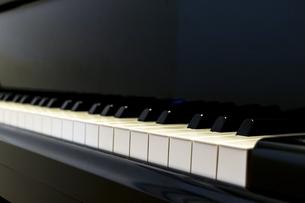 ピアノの黒鍵と白鍵の写真素材 [FYI04799477]