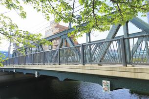 平久川 平久橋の写真素材 [FYI04799718]