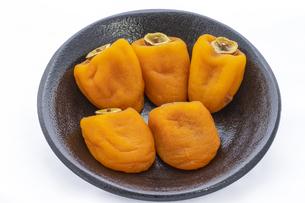 あんぽ柿の写真素材 [FYI04800177]