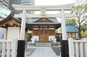 濱町神社の写真素材 [FYI04800272]