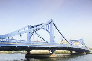 清洲橋の写真素材 [FYI04800284]