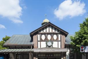 原宿駅の写真素材 [FYI04800359]