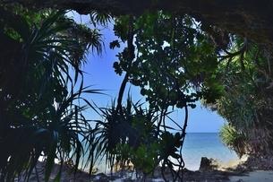 宮古島の海の写真素材 [FYI04800679]