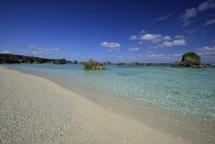 宮古島の海の写真素材 [FYI04800685]