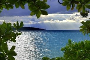 宮古島の海の写真素材 [FYI04800691]