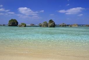 宮古島の海の写真素材 [FYI04800832]