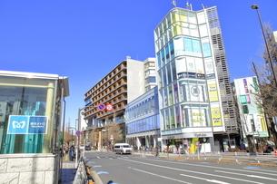 原宿駅前の写真素材 [FYI04800977]