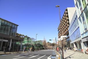 原宿駅前の写真素材 [FYI04800978]