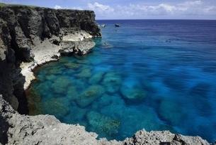 与那国島の海の写真素材 [FYI04801365]