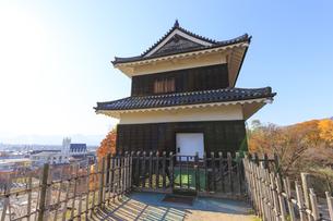 上田城跡 西櫓の写真素材 [FYI04801891]