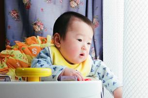 赤ちゃんの写真素材 [FYI04802693]