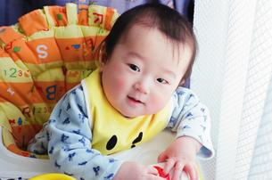 赤ちゃんの写真素材 [FYI04802694]