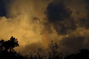 宮古島の空の写真素材 [FYI04803280]
